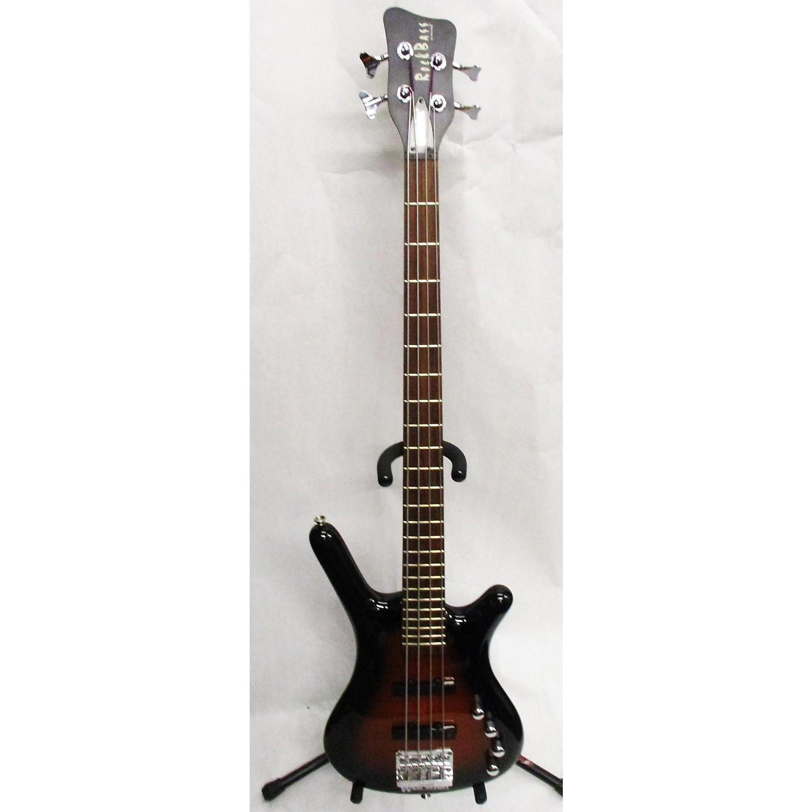 RockBass by Warwick Corvette Basic Electric Bass Guitar
