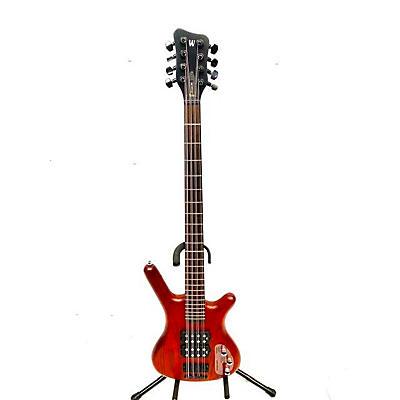RockBass by Warwick Corvette Double Buck 8 String Electric Bass Guitar