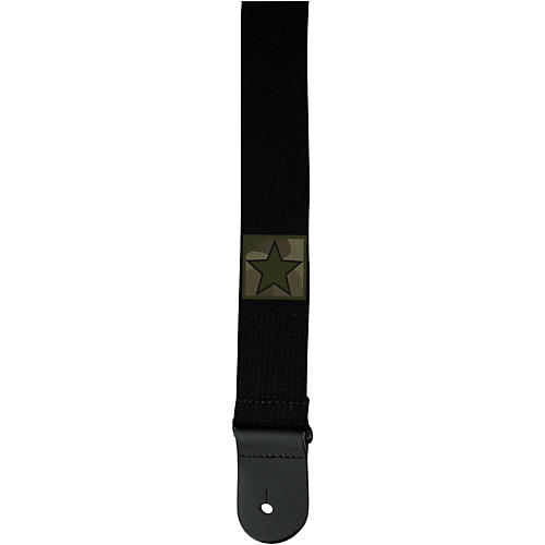 Perri's Cotton Army Star Patch Guitar Strap