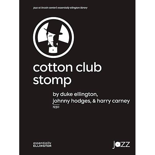 Alfred Cotton Club Stomp Jazz Ensemble Grade 4 (Medium Advanced / Difficult)