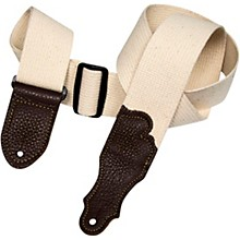 Franklin Strap Cotton Guitar Strap with Glove Leather End Tabs