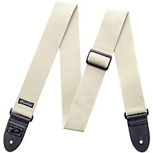 Cotton Strap Guitar Strap Natural