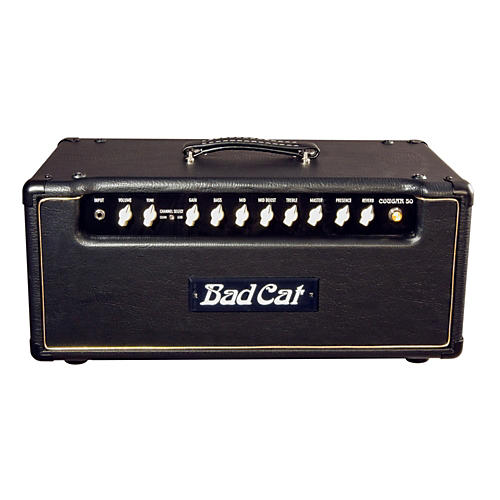 Bad Cat Cougar 50H 50W Class AB Tube Guitar Amp Head