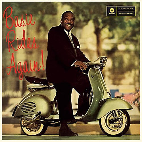 Alliance Count Basie - Basie Rides Again + 2 Bonus Tracks
