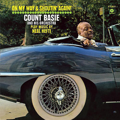 Alliance Count Basie - On My Way & Shoutin Again