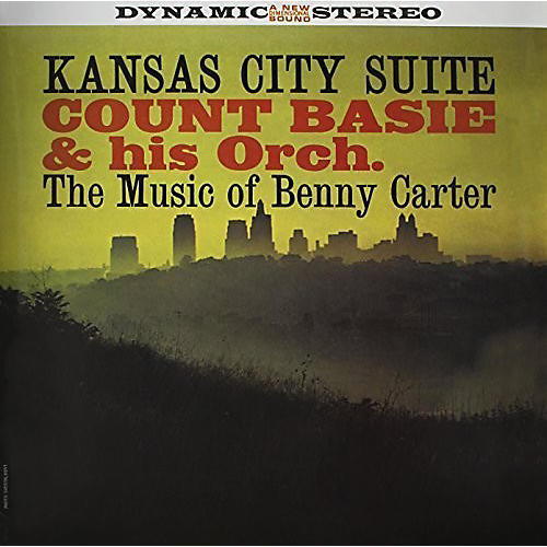 Alliance Count Basie and His Orchestra - Kansas City Suite: The Music Of Benny Carter