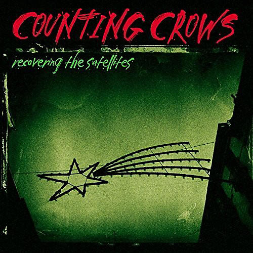 Alliance Counting Crows - Recovering The Satellites