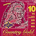 Rotosound Country Gold Extra Light Phosphor Bronze Acoustic Guitar Strings thumbnail