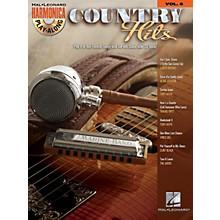 Hal Leonard Country Hits (Harmonica Play-Along Volume 6) Harmonica Play-Along Series Softcover with CD