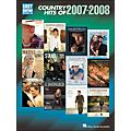 Hal Leonard Country Hits Of 2007-2008 Easy Guitar with Tab thumbnail