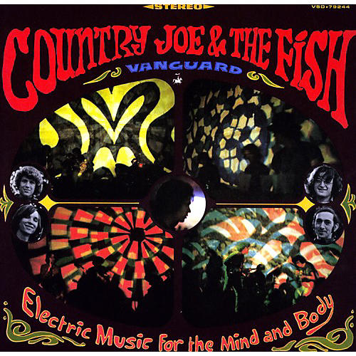 Alliance Country Joe & the Fish - Electric Music For The Mind and Body