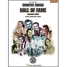Hal Leonard Country Music Hall of Fame Volume 7 Piano/Vocal/Guitar Songbook
