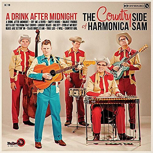 Alliance Country Side of Harmonica Sam - Drink After Midnight
