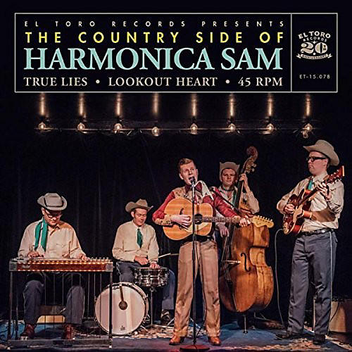 Alliance Country Side of Harmonica Sam - True Lies / Lookout Heart