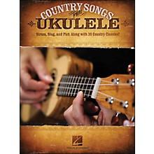 Hal Leonard Country Songs for Ukulele