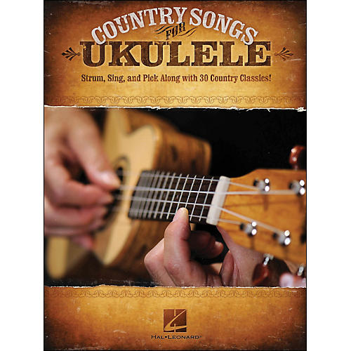 Hal Leonard Country Songs for Ukulele