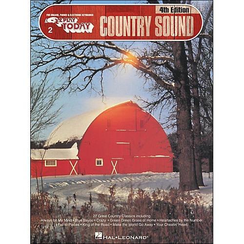Hal Leonard Country Sound 4th Edition E-Z Play 2