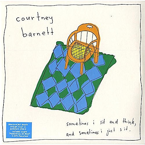 Alliance Courtney Barnett - Sometimes I Sit & Think & Some