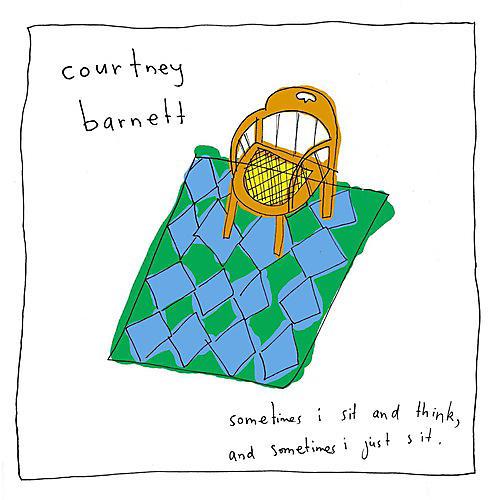 Alliance Courtney Barnett - Sometimes I Sit & Think & Sometimes I Just Sit