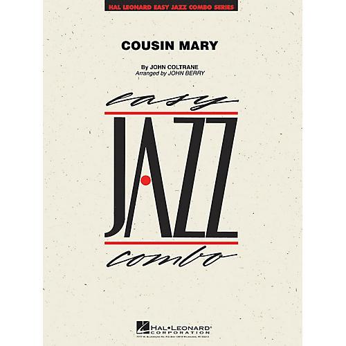 Hal Leonard Cousin Mary Jazz Band Level 2 Arranged by John Berry
