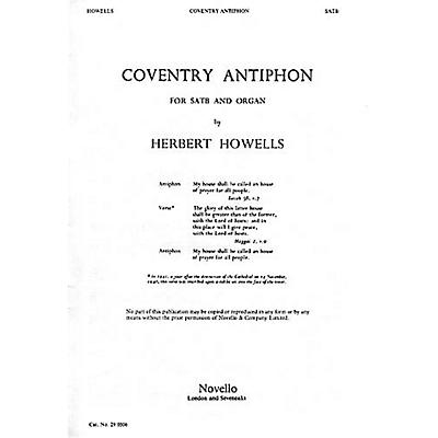 Novello Coventry Antiphon SATB