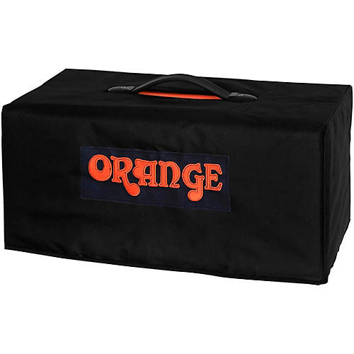 Orange Amplifiers Cover for Large Guitar Amp Heads