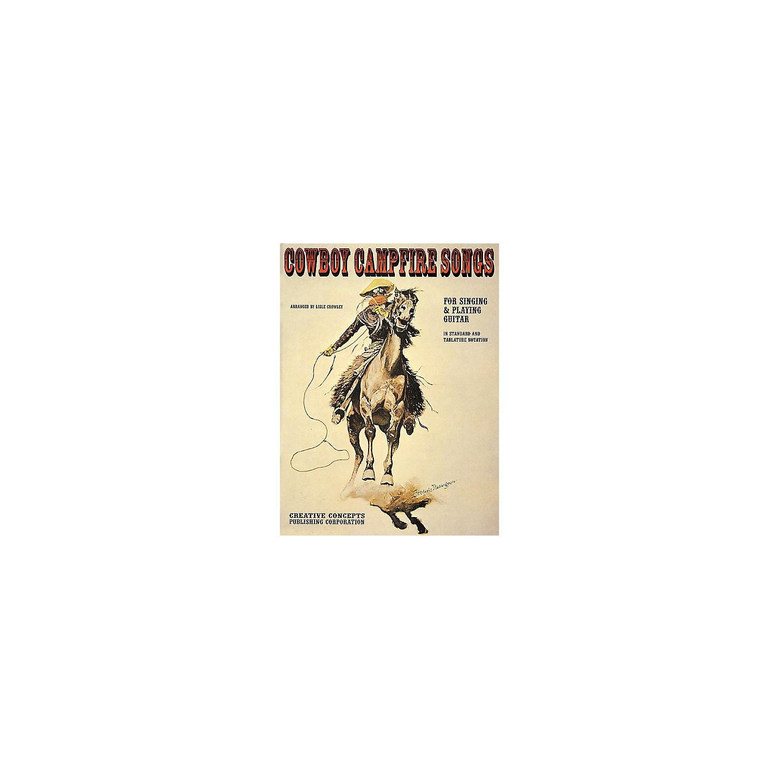 Creative Concepts Cowboy Campfire Songs (Songbook)