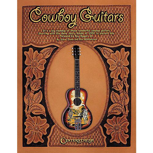 Centerstream Publishing Cowboy Guitars - Hardcover Book
