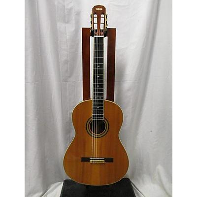 Yamaha Cp500 Classical Acoustic Guitar