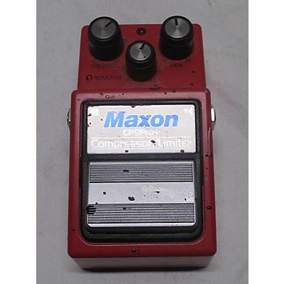 Maxon Cp9pro Effect Pedal