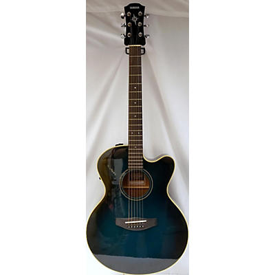 Yamaha Cpx5tbb Acoustic Electric Guitar