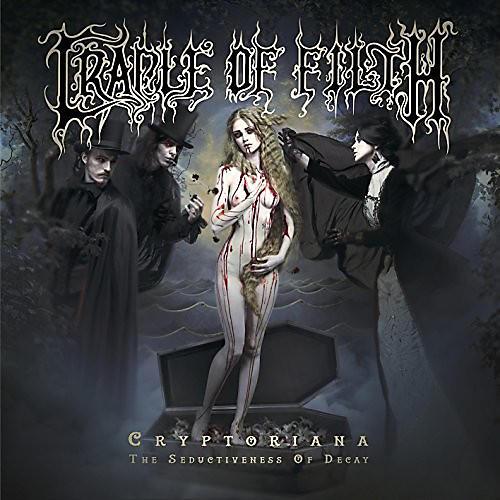 Alliance Cradle of Filth - Cryptoriana: The Seductivenes