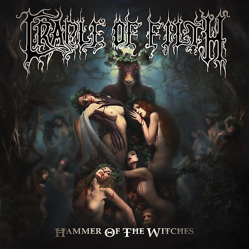 Alliance Cradle of Filth - Hammer of the Witches