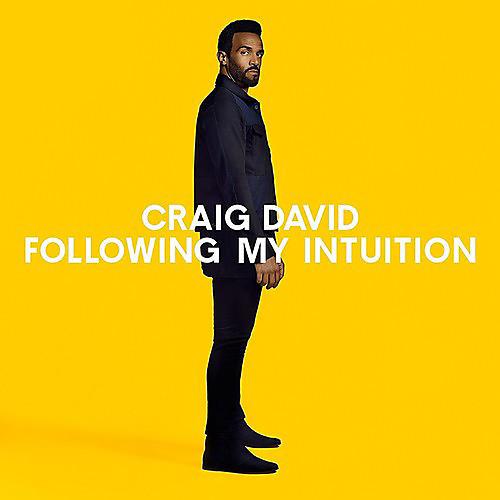 Alliance Craig David - Following My Intuition