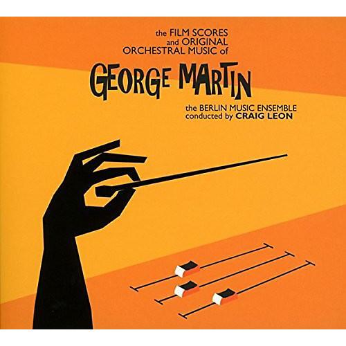 Alliance Craig Leon - The Film Scores And Original Orchestral Music Of George Martin
