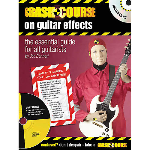 Crash Course on Guitar Effects (Book/CD)