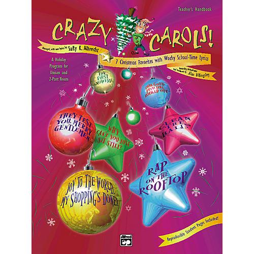 Alfred Crazy Carols
