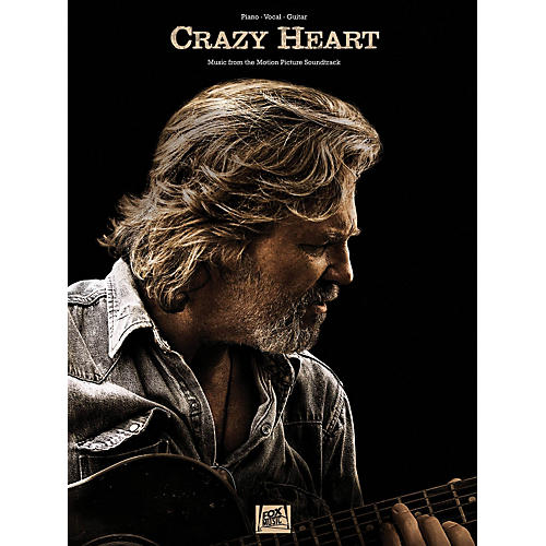 Hal Leonard Crazy Heart Music From The Motion Picture Soundtrack PVG