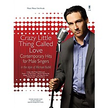 Music Minus One Crazy Little Thing Called Love Music Minus One Series Softcover with CD