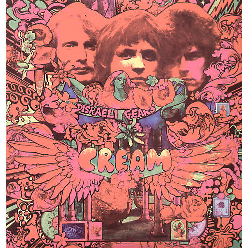 Alliance Cream - Disraeli Gears