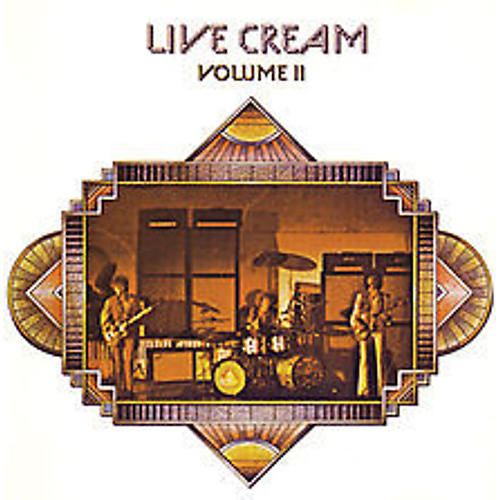 Alliance Cream - Live Cream Volume II