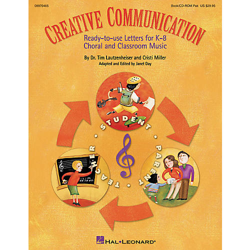 Hal Leonard Creative Communication for K-8 Music