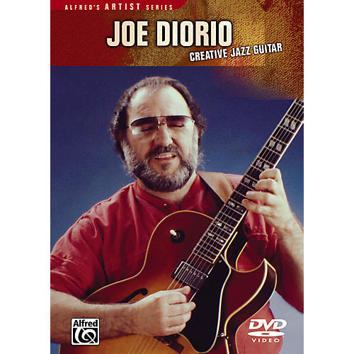 Alfred Creative Jazz Guitar with Joe Diorio DVD