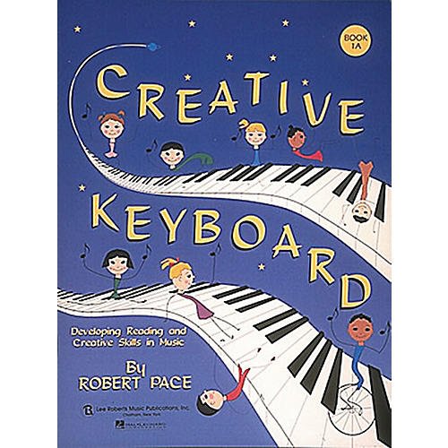 Hal Leonard Creative Keyboard Book 1A