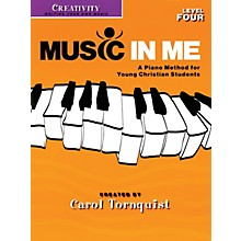 Word Music Creativity - Level 4 Sacred Folio Series Softcover Written by Carol Tornquist