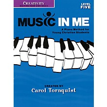 Word Music Creativity - Level 5 Sacred Folio Series Softcover Written by Carol Tornquist