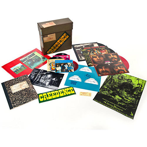 Alliance Creedence Clearwater Revival - 1969 Box Set [3 LP/3 CD/3 -7] [Box Set]