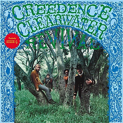 Creedence Clearwater Revival - Creedence Clearwater Revival (Half Speed Master)