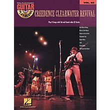 Hal Leonard Creedence Clearwater Revival - Guitar Play-Along Volume 63 Book and Online Audio