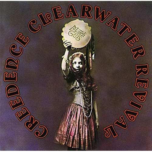 Alliance Creedence Clearwater Revival - Mardi Gras